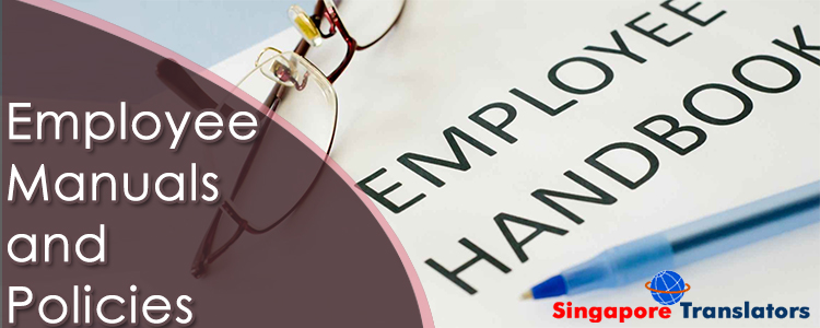 Employee Manuals And Policies Singapore