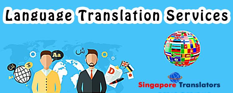 Language Translation Services Singapore