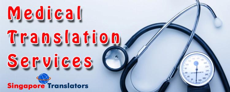 Medical Translation Services Singapore