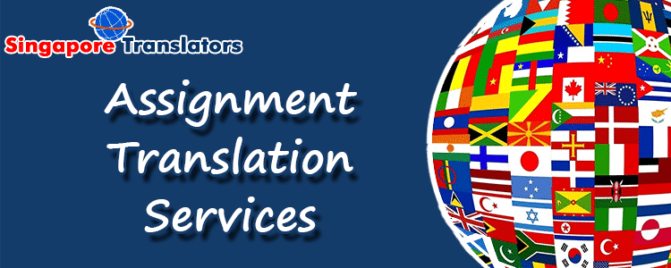 Assignment-Translation-Services
