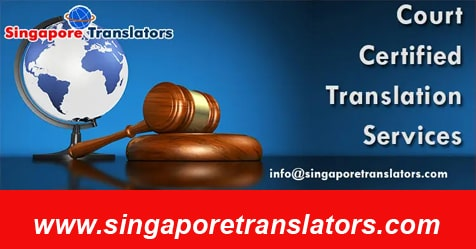 Court Certified Translation Services