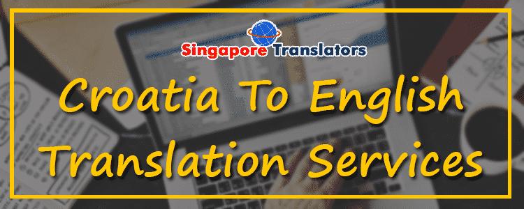Croatia-To-English-Translation-Services