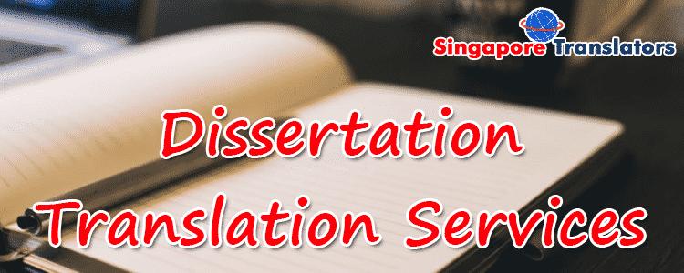 Dissertation-Translation-Services