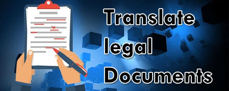 Translate-Legal-Documents