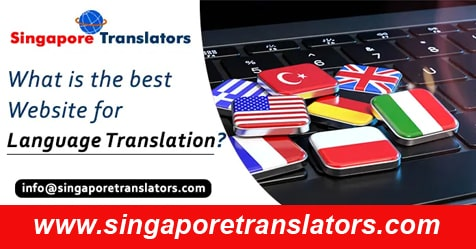 What is the best Website for Language Translation