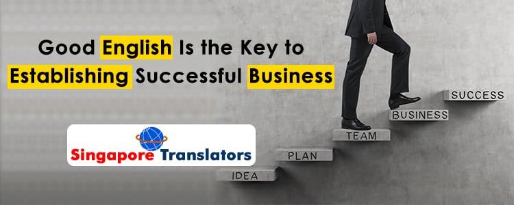 Good-English-Is-the-Key-to-Establishing-Successful-Business