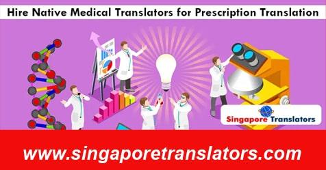 Medical Translators for Prescription Translation