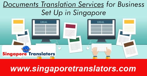 Documents Translation Services for Business in singapore