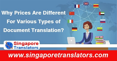 Why Prices Are Different For Various Types of Document Translation (2)