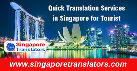 translation services for singapore tourist