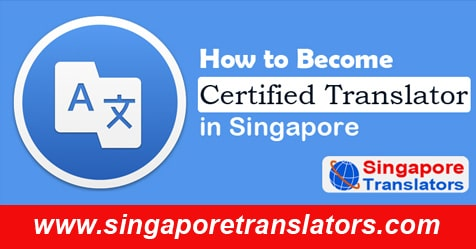 certified translator singapore