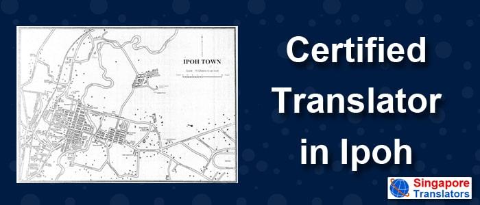 Certified Translator in Ipoh malaysia