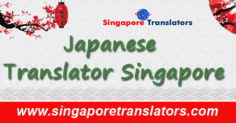 Japanese Translator Singapore