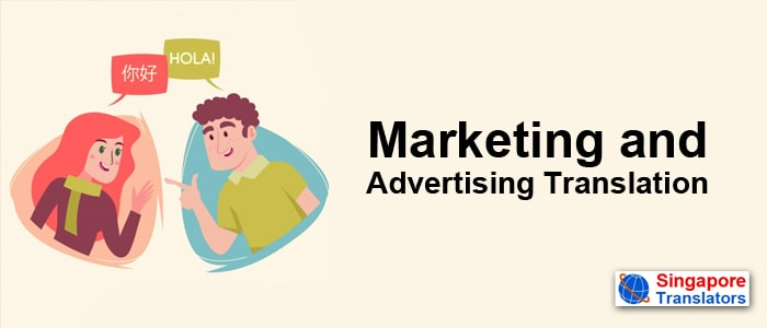 Marketing and Advertising Translation