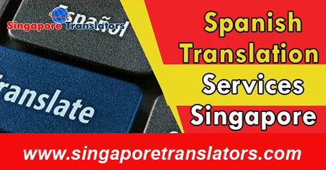 Spanish Translation Services Singapore