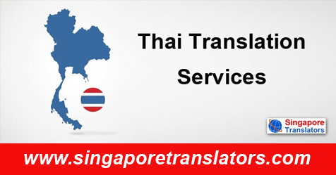 Thai Translation Services