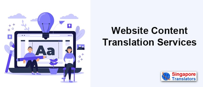 Website Content Translation Services