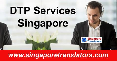 DTP Services Singapore