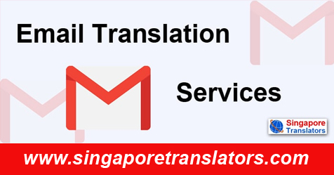 Email Translation Services