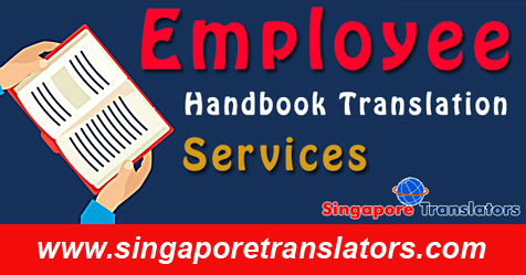 Employee Handbook Translation