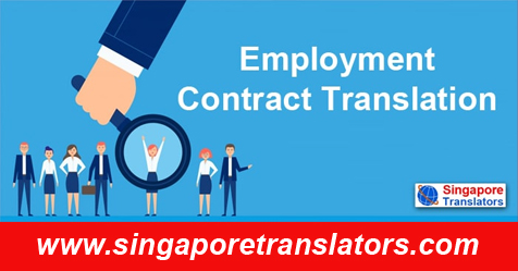 Employment Contract Translation