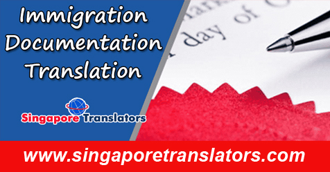 Immigration Documentation Translation