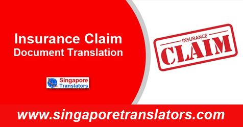 Insurance Claim Document TranslationInsurance Claim Document Translation