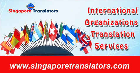 International Organizations Translation Services
