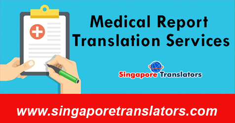Medical Report Translation