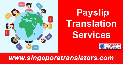 Payslip Translation Services