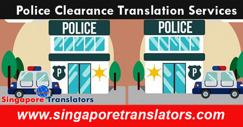 Police Clearance Translation