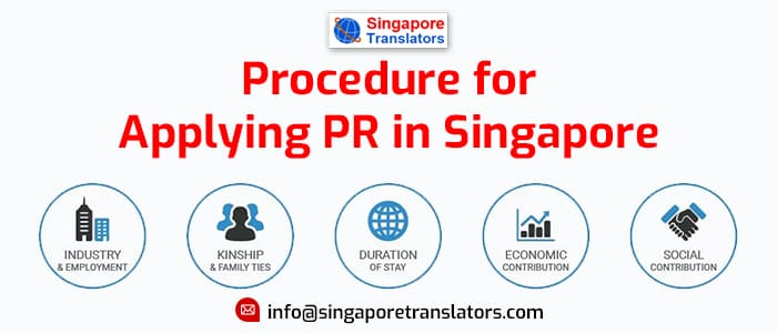 Guide for Singapore Permanent Residence Application | Singapore Permanent Residence (PR) Schemes